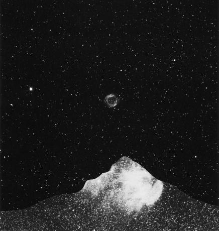Rachel Prouty - Sky Iceberg no.2