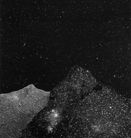 Rachel Prouty - Sky Iceberg no.3