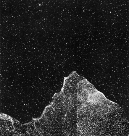 Rachel Prouty - Sky Iceberg no.4