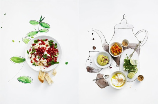 Dietlind Wolf - food styling
