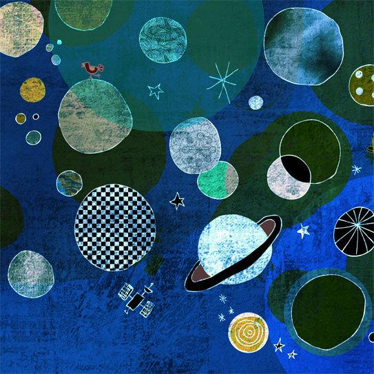 Eszter Schall - Planets