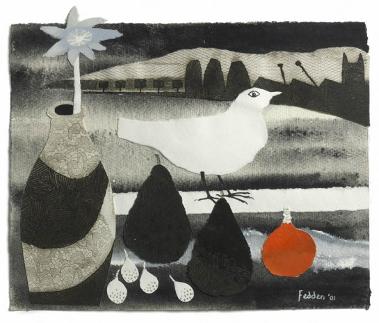Marry Fedden - White Bird