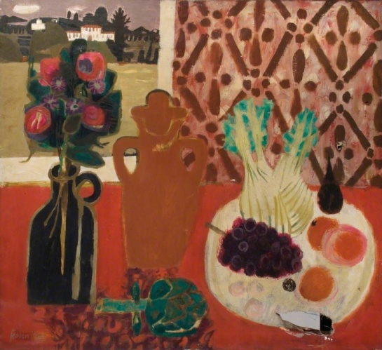 Mary Fedden - Florentine, Still Life