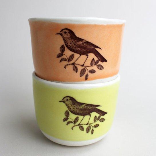 Asya Palatova - Birds cups