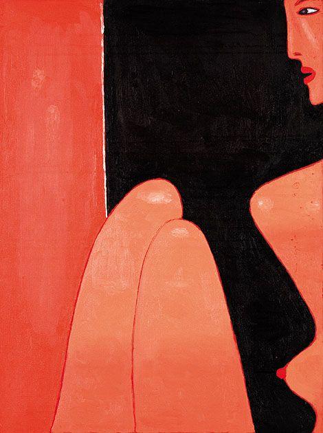 mapart.me:   Jerzy Nowosielski - Nude