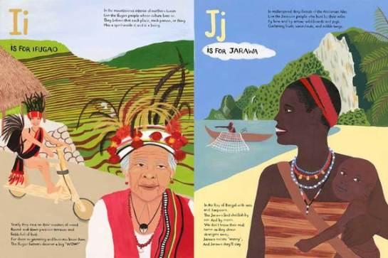 Claudia Pearson - Tribal Alphabet
