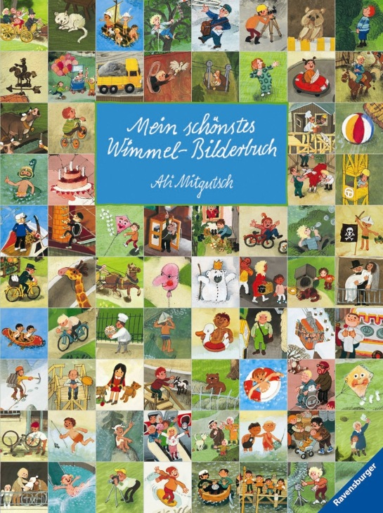 Ali Mitgutsch children books