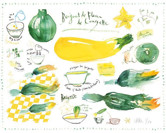 Food Art By Lucile Prache