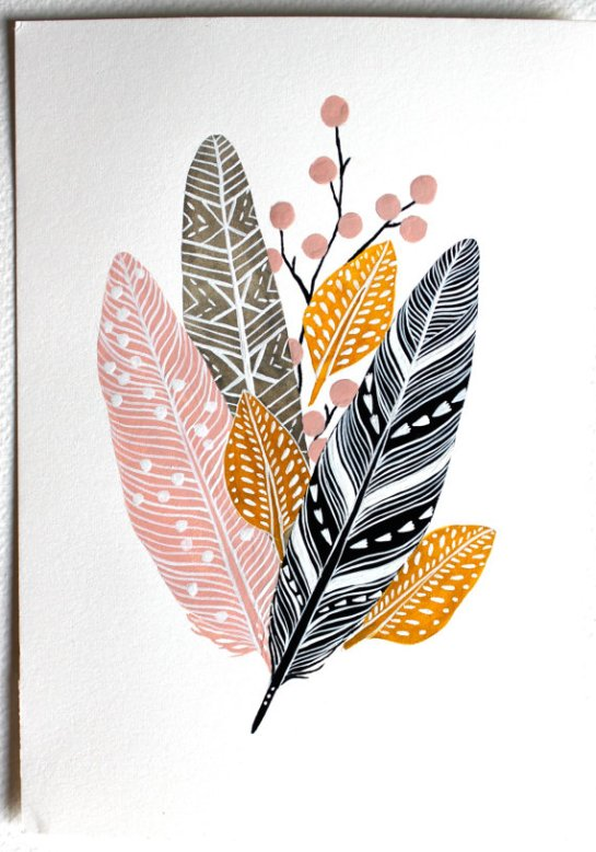 mapart.me:   Marisa Redondo - Feather Bundle