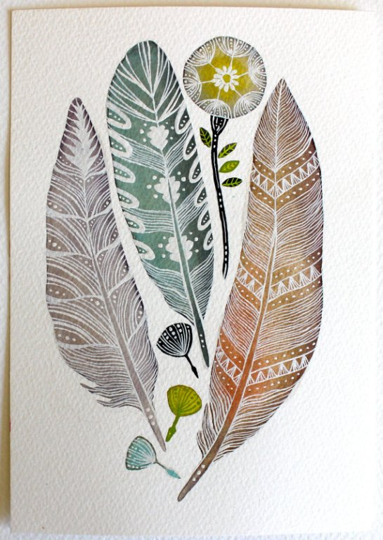 mapart.me:   Marisa Redondo - Light as a Feather