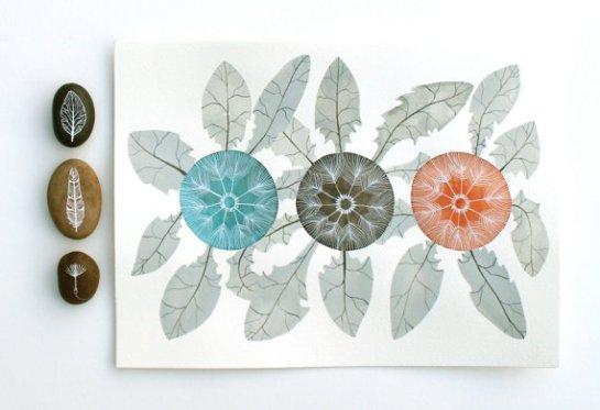 mapart.me:   Marisa Redondo - Three Dandelion Wishes