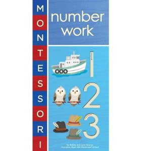 mapart.me:   What's on our bookshelves - Montessori Number Work