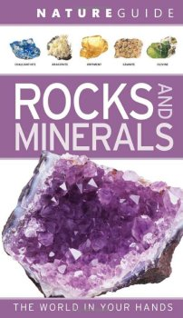 mapart.me:   What's on our bookshelves - Nature Guide Rocks and Minerals (DK Nature Guide)