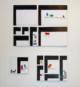 mapart.me:   Wilhelm Sasnal - Untitled (Apartments)