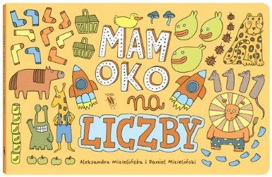 Mizielińscy - Mamoko - Numbers