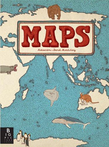 Mizielińscy - Maps