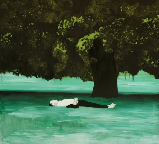 mapart.me:   Wilhelm Sasnal - Untitled
