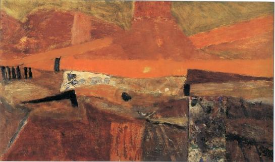 mapart.me:   Piotr Potworowski - Sunset In Toscania