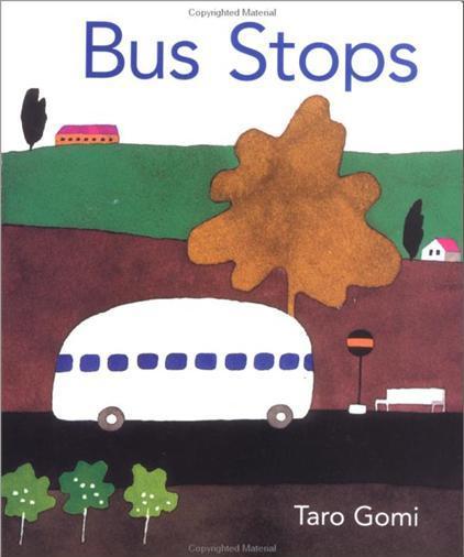 mapart.me:   Taro Gomi - Bus Stops