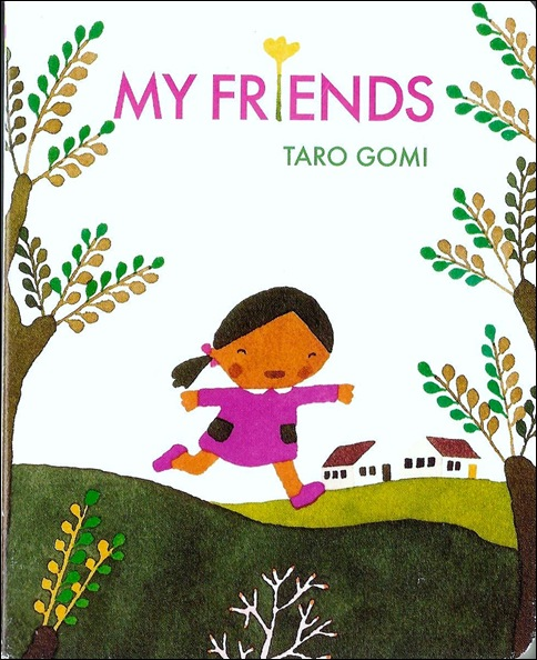 mapart.me:   Taro Gomi - My Friends